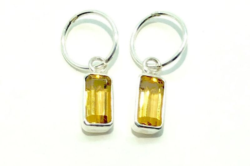 Citrine DANGLYS