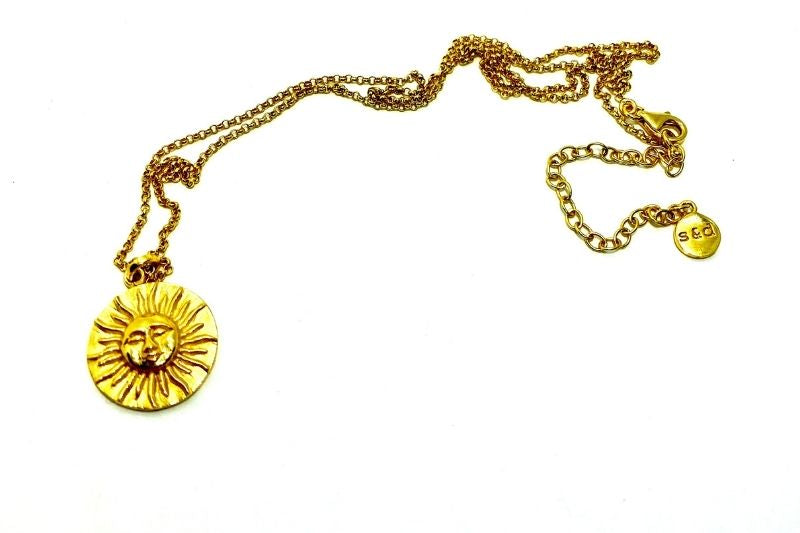 Gold Ayden Necklace