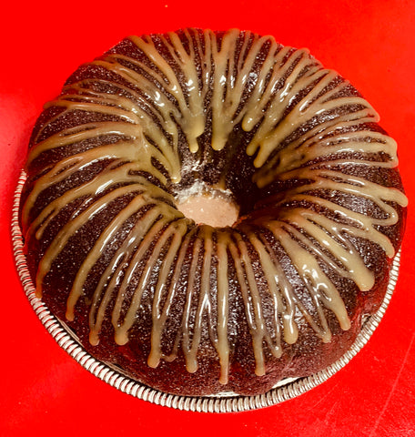 C1. Salted Caramel Chocolate Large Bundt Cake