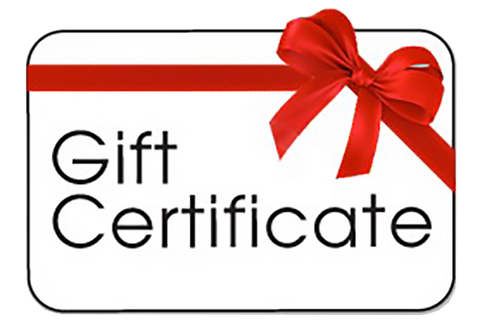 Gift Certificates $100