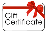 Gift Certificates $50