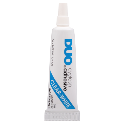 DUO False Eyelash Glue - White/Clear