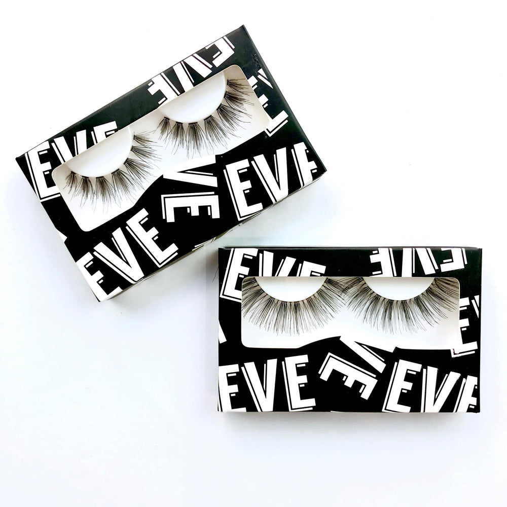 x2 Bundle Pack: Becks & Larah Lashes