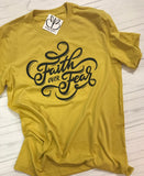 Faith over Fear - Sweet Tee 4/7