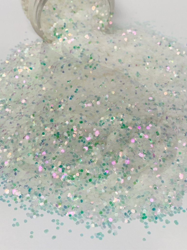 Mother of Pearl - Chunky Rainbow Glitter