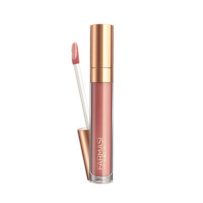 FARMASI MAKE UP NUDES FOR ALL LIP GLOSS