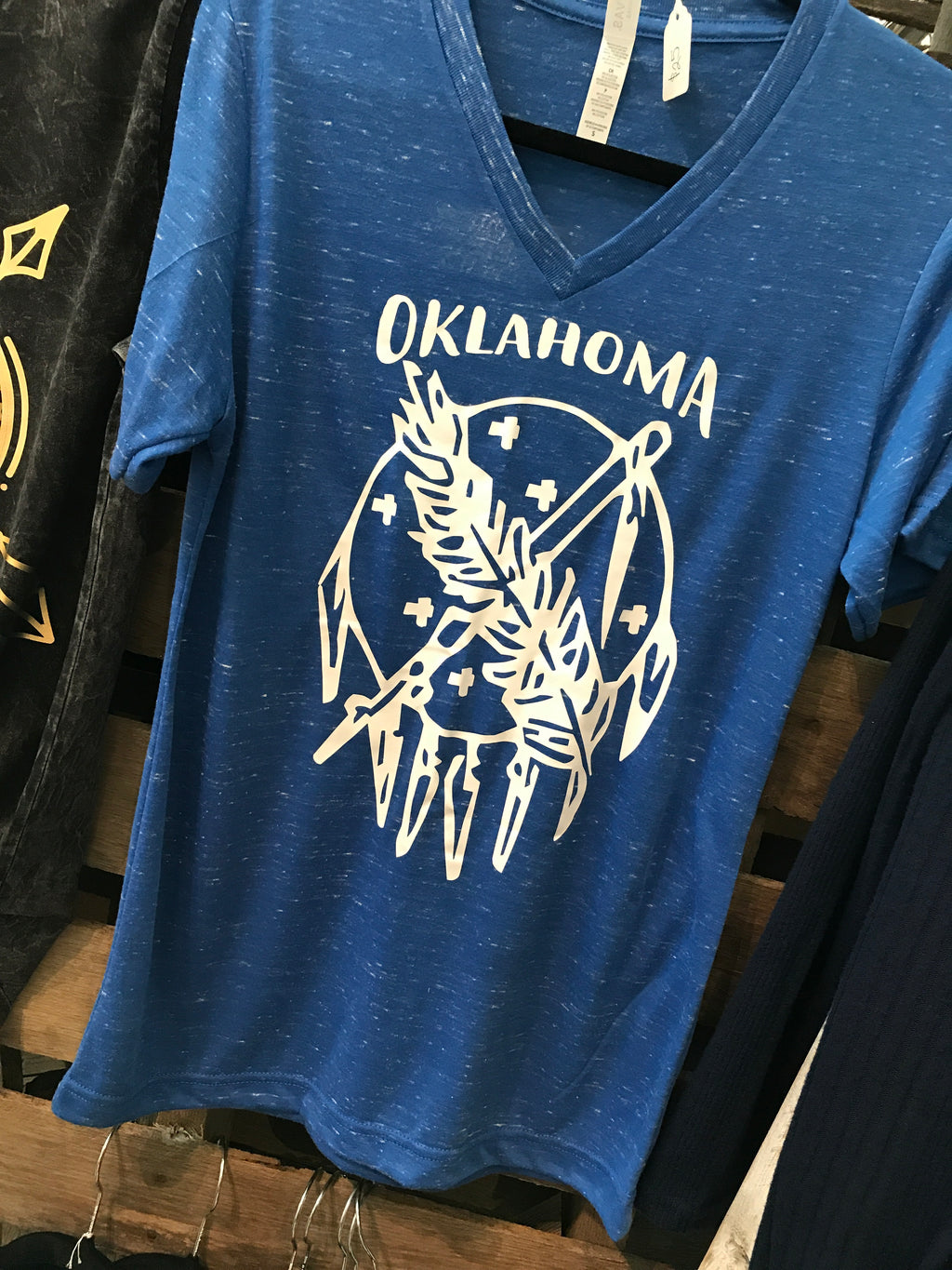 Oklahoma shield