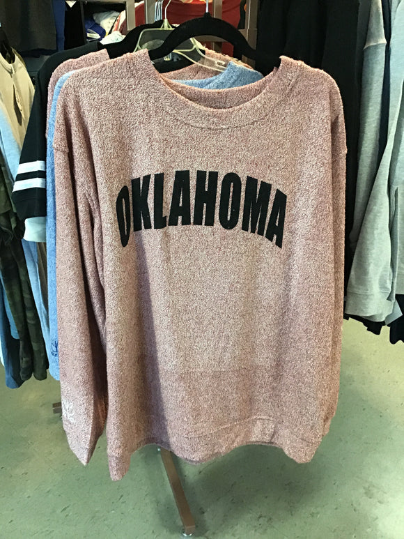 Oklahoma Red cozy