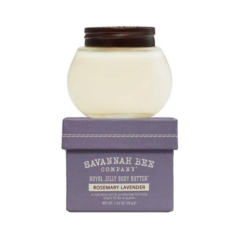 Savannah Bee Company - Royal Jelly Body Butter Rosemary Lavender