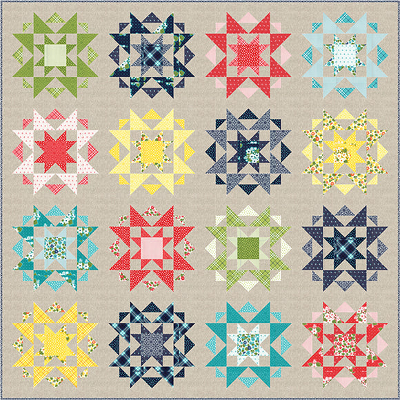 Optimist Quilt Kit