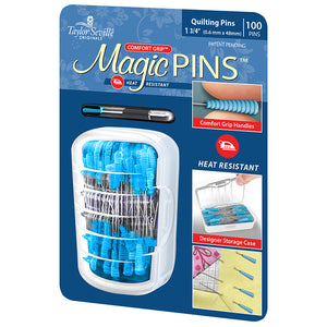 Magic Pins, Quilting Pins, 100ct