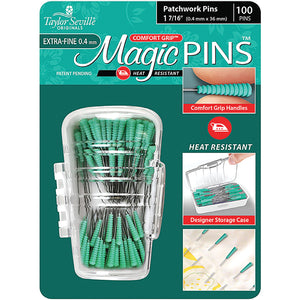 Magic Pins, Patchwork, Extra Fine  100ct