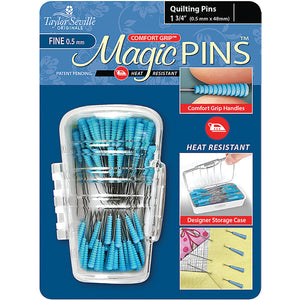 Magic Pins, Quilting Pins, Fine, 50ct