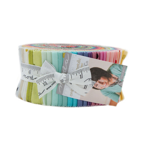 Ombre Confetti Metallic, Jelly Roll