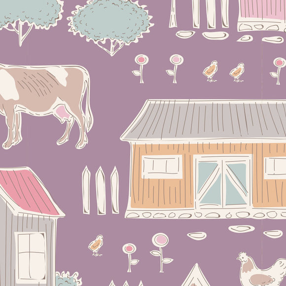 Tiny Farm, Tiny Farm, Mauve