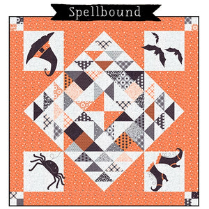 Spellbound Quilt Kit