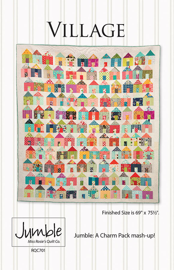 Free Village Pattern Download
