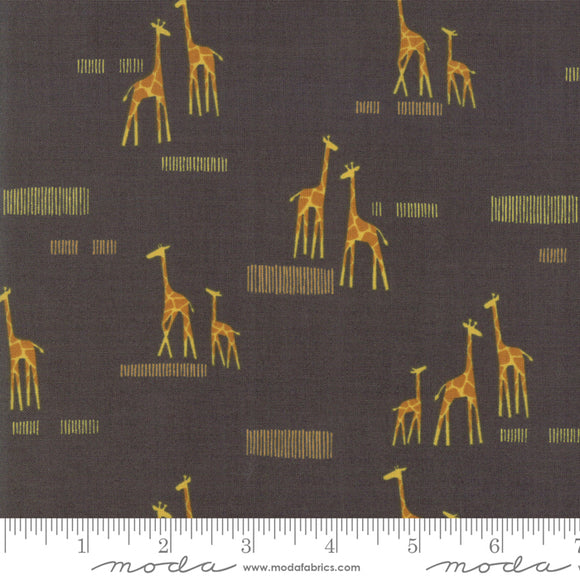 Safari Life, Giraffe Life, Black