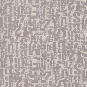 Compositions, Number Jumble Taupe