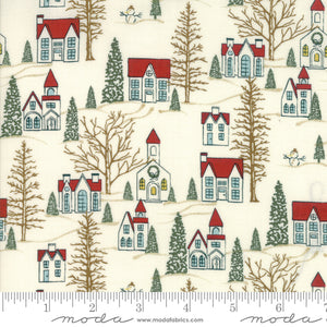 Winter Village, Winter Village, White Paper