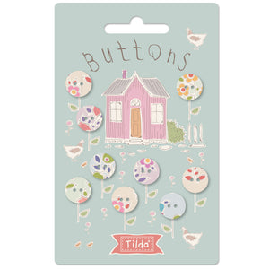 Tiny Farm Buttons