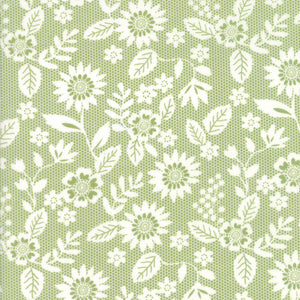 Sugar Pie, Lace Garden, Green