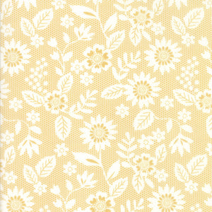 Sugar Pie, Lace Garden, Yellow