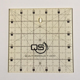 Quilter's Select 5 X 5 Inch Ruler