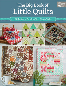 The Big Book of Little Quilts