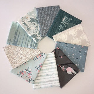 Blithe, Frozen Forestland, Fat Quarter Bundle