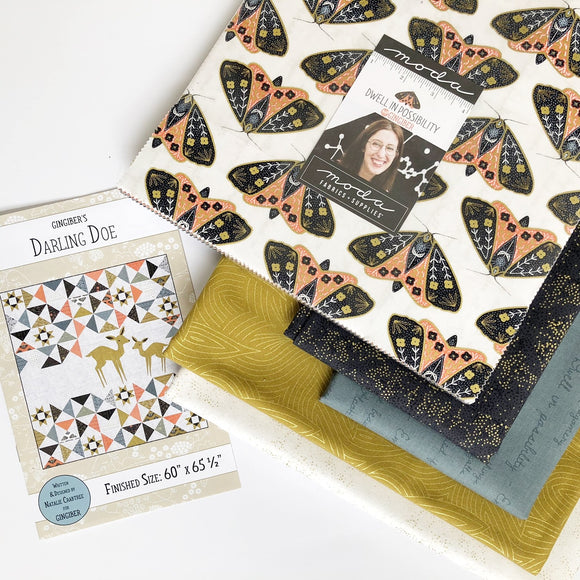 Darling Doe Quilt Kit