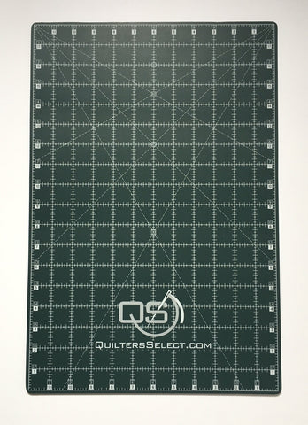 "Quilter's Select Cutting Mat 12""X18"""