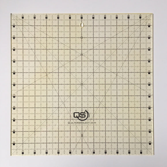 Quilter's Select 12X12 Inch Ruler