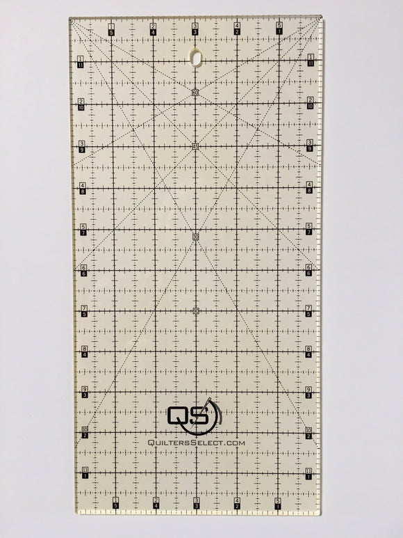 Quilter's Select 6X12 Inch Ruler