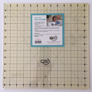 Quilter's Select 12.5 X 12.5 Inch Ruler