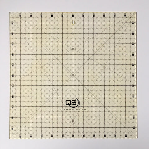Quilter S Select 12x12 Inch Ruler Coneflower Quilt Co