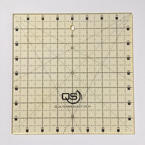 Quilter's Select 8X8 Inch Ruler