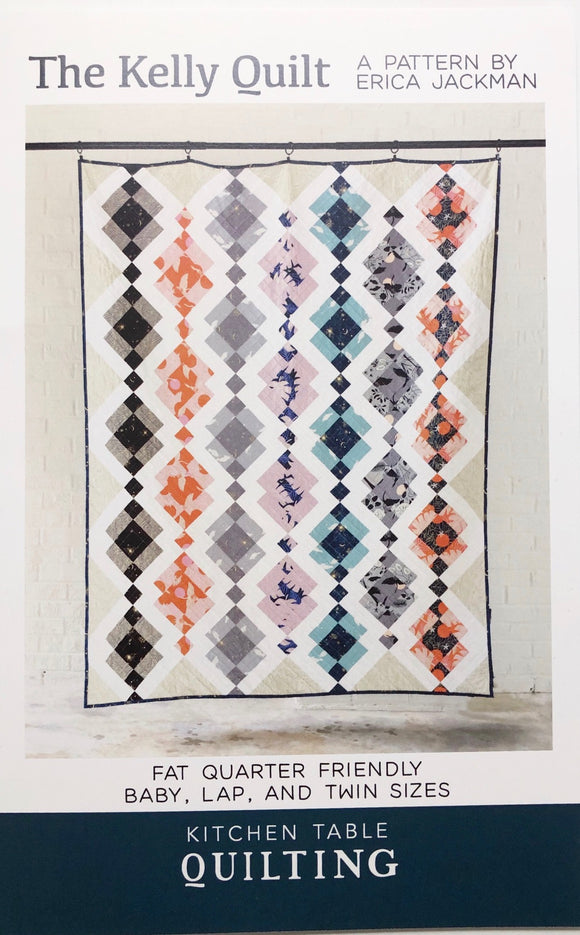 The Kelly Quilt Pattern