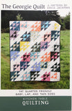 The Georgie Quilt Pattern