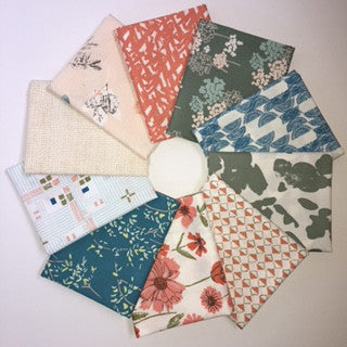 Bountiful, Harvest, Fat Quarter Bundle
