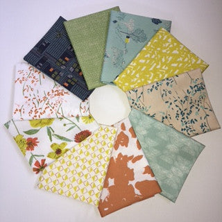 Bountiful, Plant, Fat Quarter Bundle