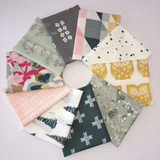 Heartland, Varma Field, Fat Quarter Bundle