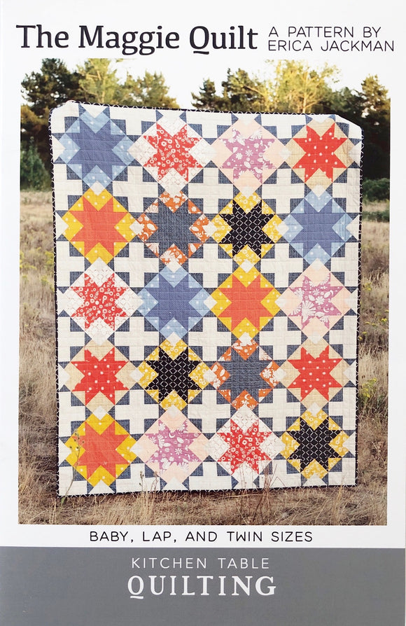 The Maggie Quilt Pattern