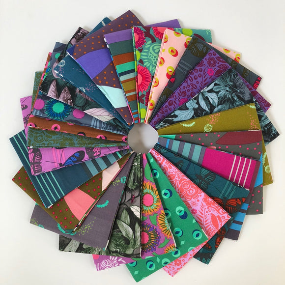 Passion Flower Fat Quarter Bundle
