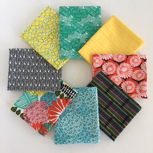 Posy, Rosa 1/2 Yard Bundle