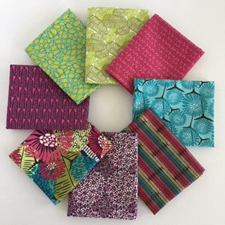 Posy, Abelia Fat Quarter Bundle