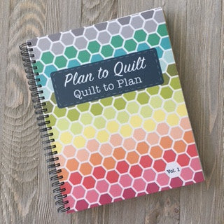 Plan to Quilt, Planner