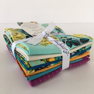Floral Retrospective Fat Quarter Bundle - Morning