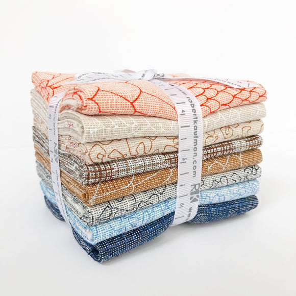 Polk Fat Quarter Bundle