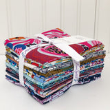 AMH Conservatory 3,  Wild, Fat Quarter Bundle, Playful Colorway